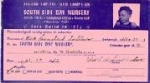 Donation slip from South Side Day Nursery capital fund, May 7, 1952